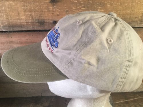 COLUMBIA Air Services Inc Adjustable Adult Cap Hat