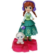 *Disney Ana and snow queen Little Kingdom skating rink Ana - $39.07