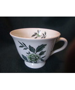 Wedgwood Green Leaf Barlastin Replacement Cup Lot 5 - $14.99