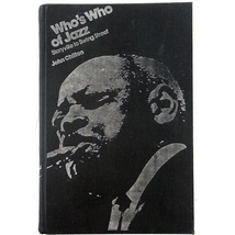 Who's Who of Jazz: Storyville to Swing Street OOP! - $5.00