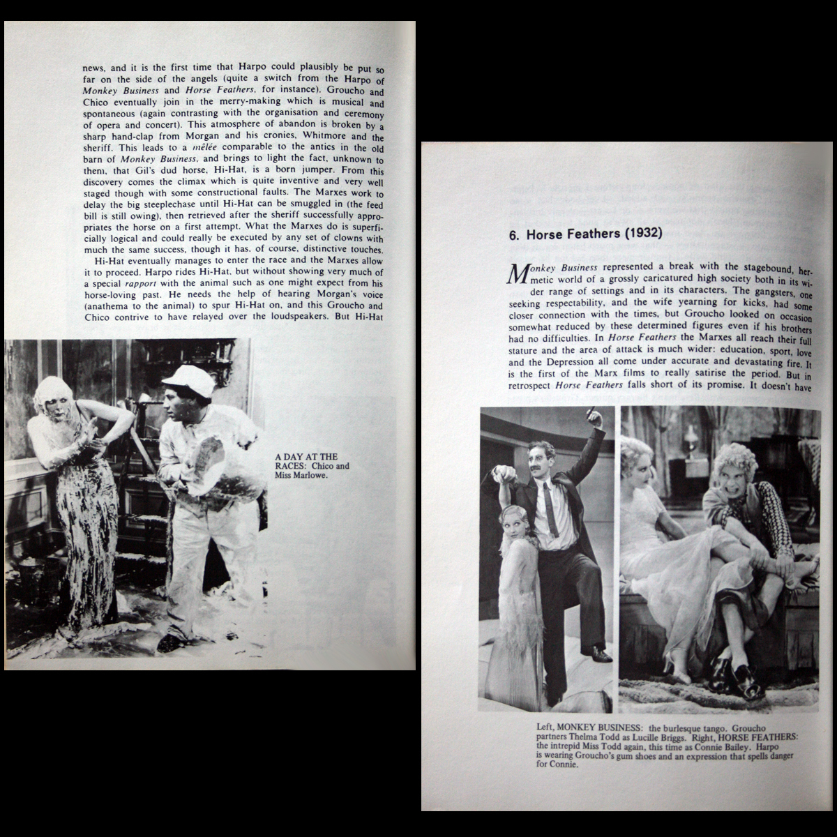 1969 The Marx Brothers - Their World of Comedy ILLUSTRATED
