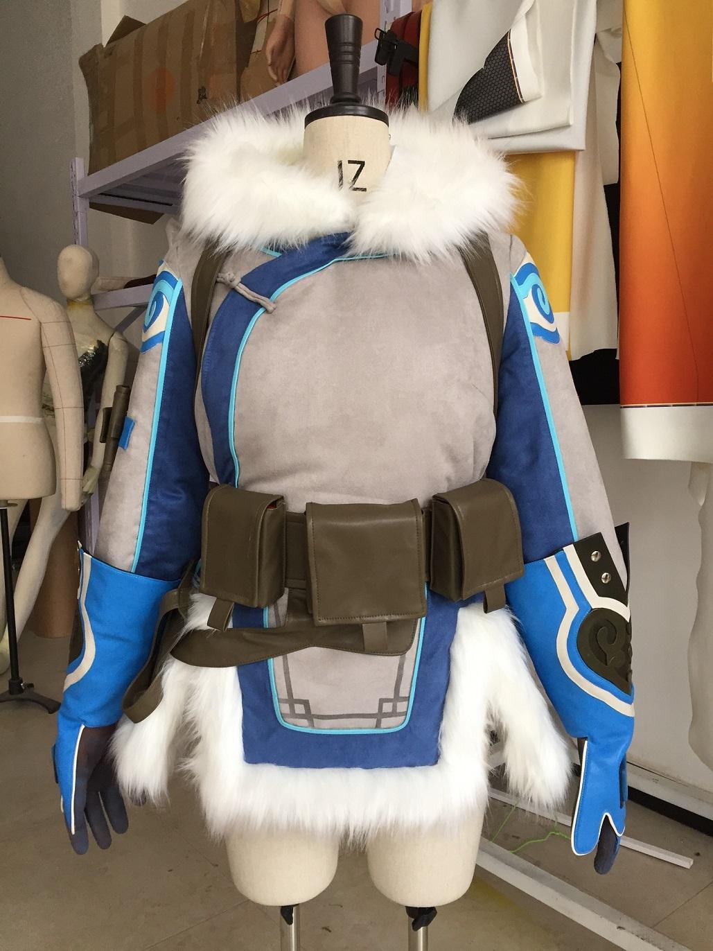 Overwatch mei cosplay costume buy