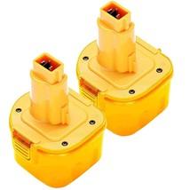 2 Pack 3600Ah Ni-Mh For Dewalt 9.6 Volt Battery Dw9062 Dw9061 Dw926 Dc - $53.99