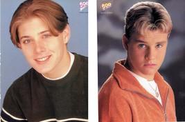 Jensen Ackles teen magazine pinup clipping Bop Tiger Beat Supernatural Young