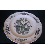 Wedgwood Green Leaf Barlastin Replacement  Plate  8.5 inch Lot 3 - $21.00