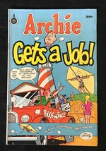 Archie Gets a Job Spire Christian Comics VF 1977 - $4.95