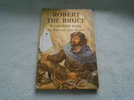 Vintage 1964  Lady Bird Book Robert The Bruce Series 561 - $7.94