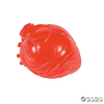 Realistic Heart Splat Toys - $18.50