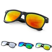 Retro Sonnenbrille Vintage Style Herren Damen Brille Neu Rahmen Farbe Ee... - $4.98+