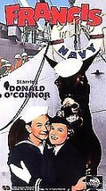 VHS Francis in the Navy: Donald O'Connor Martha... - $3.59