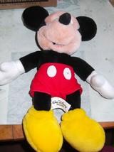"Walt Disney World MICKEY MOUSE 10"" Plush - $14.03"