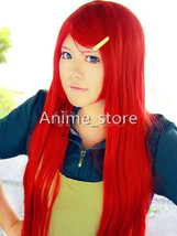 Naruto Uzumaki Kushina Cosplay Wig Red Long Cosplay Wig Halloween cospla... - $32.99