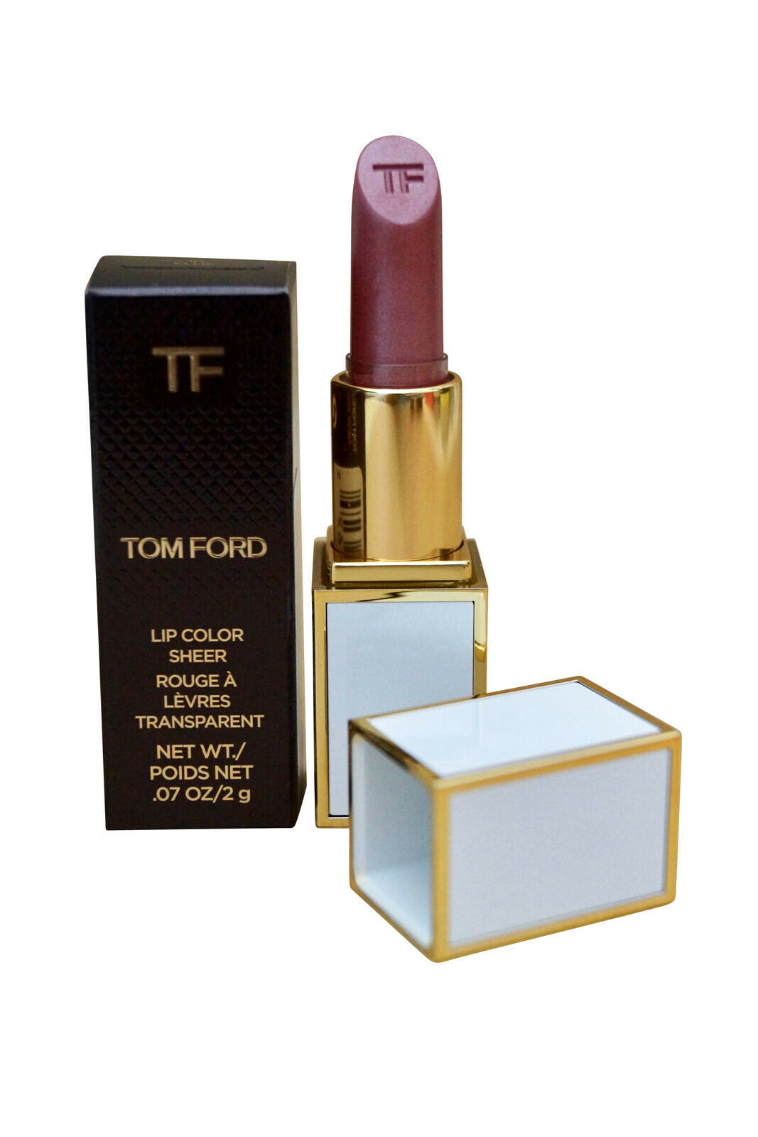 Primary image for Tom Ford Boys and Girls Lipstick 10 Ellie 0.07 OZ.