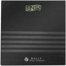 Bally Digital Bath Scale (black)
