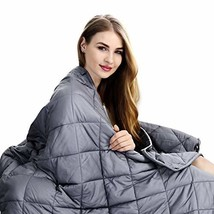 ShinePick Adult Weighted Blanket 20 lbs | 60''x80'' | Premium Quality He... - £51.29 GBP