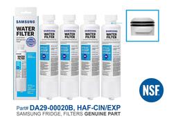Samsung 4 PACK HAF-CIN EXP Refresh DA29-00020B Refrigerator Fridge Water... - $53.99
