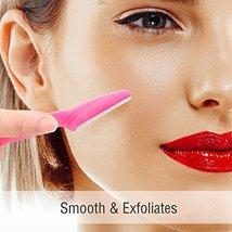 Boao 36 Pieces Eyebrow Razor Trimmer Shaper Shaver for Men and Women, Facial Raz image 5
