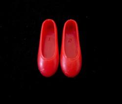 Vintage Skipper Doll -  Vintage Skipper Red Taiwan Shoes Flats GUC - $3.95