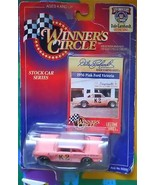 Winners Circle 1998 Lifetime Series Dale Earnhardt  K-2 1956 Pink Ford V... - $17.81