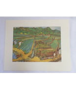 Franklin McMahon Paintings of Asia & The Pacific Set of (7) 16x20 Prints - $93.14