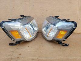 08-11 Mercury Mariner Headlight Lamp Matching Set Pair L&R - POLISHED image 6