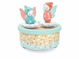 DJECO Fairy Melody Wood Music Box - $31.34
