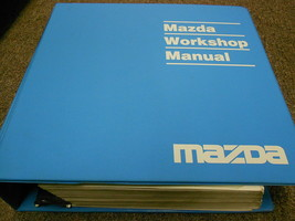 1994 Mazda MX-3 MX3 Service Repair Shop Manual DEALERSHIP FACTORY OEM BO... - $158.34