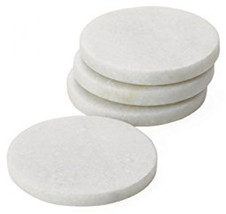 Torre and Tagus 910522 Round Marble Coasters, Set Of 4 - $59.70