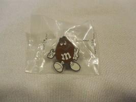 """M&M's Brown Hot Air Balloon Lapel Pin Tie Tac 1"""" MIP - $6.95"""