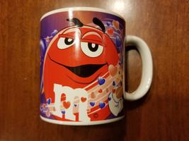 Red M & M's Coffee Cup Mug - $14.99