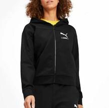 PUMA 580398 01 NU-TILITY Full Zip Women's Hoodie Black ( S ) - $67.05