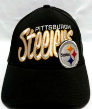 Pittsburgh Steelers Fitted Hat Mens SMALL/MEDIUM Made By New Era - $18.00
