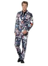 Zombie Suit, Medium, Halloween Fancy Dress, Mens - $66.08