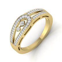 14k Yellow Gold Jewelry Ring Gift For Mother Engagement Beautiful Ring F... - $419.99