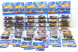 50 pc Hot Wheels Ford Die Cast Car Lot Concept+Futuristic 1998 - 2003 Mattel NOC - $93.49