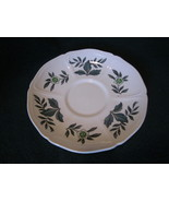 Wedgwood Green Leaf Barlastin Replacement Saucer Lot 1 - $14.99