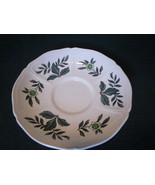 Wedgwood Green Leaf Barlastin Replacement Saucer Lot 2 - $14.99