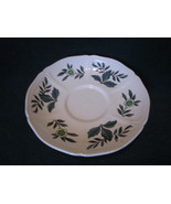 Wedgwood Green Leaf Barlastin Replacement Saucer Lot 3 - $14.99