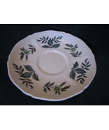 Wedgwood Green Leaf Barlastin Replacement Saucer Lot 6 - $14.99
