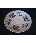 Wedgwood Green Leaf Barlastin Replacement Saucer Lot 7 - $14.99