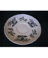 Wedgwood Green Leaf Barlastin Replacement Saucer Lot 8 - $14.99