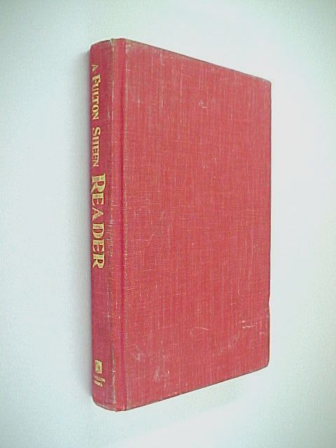 A Fulton Sheen Reader -Bishop Sheen - 1979 - Hardback Book -Carillon Books