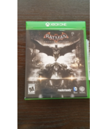 XBOX ONE Batman Arkham Knight Game - $5.00