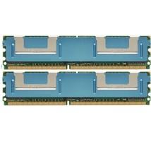 (NOT for PC/MAC!!) 8GB 2x4GB PC2-5300 ECC FB-DIMM Server Memory for Intel S5000V