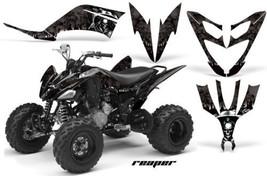 ATV Decal Graphic Kit Quad Sticker Wrap For Yamaha Raptor 250 2008-2014 ... - $148.45