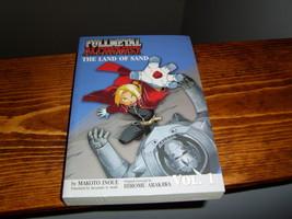 Manga: Full Metal Alchemist Volume 1  New and sealed - $5.00