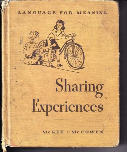 Sharing Experiences: Language for Meaning by Paul; McCowen, Annie McKee (Author)