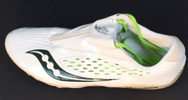 MENS Shoes US Size 12 Men SAUCONY Showdown TRACK AND FIELD SPIKES 20103-2 - £30.44 GBP