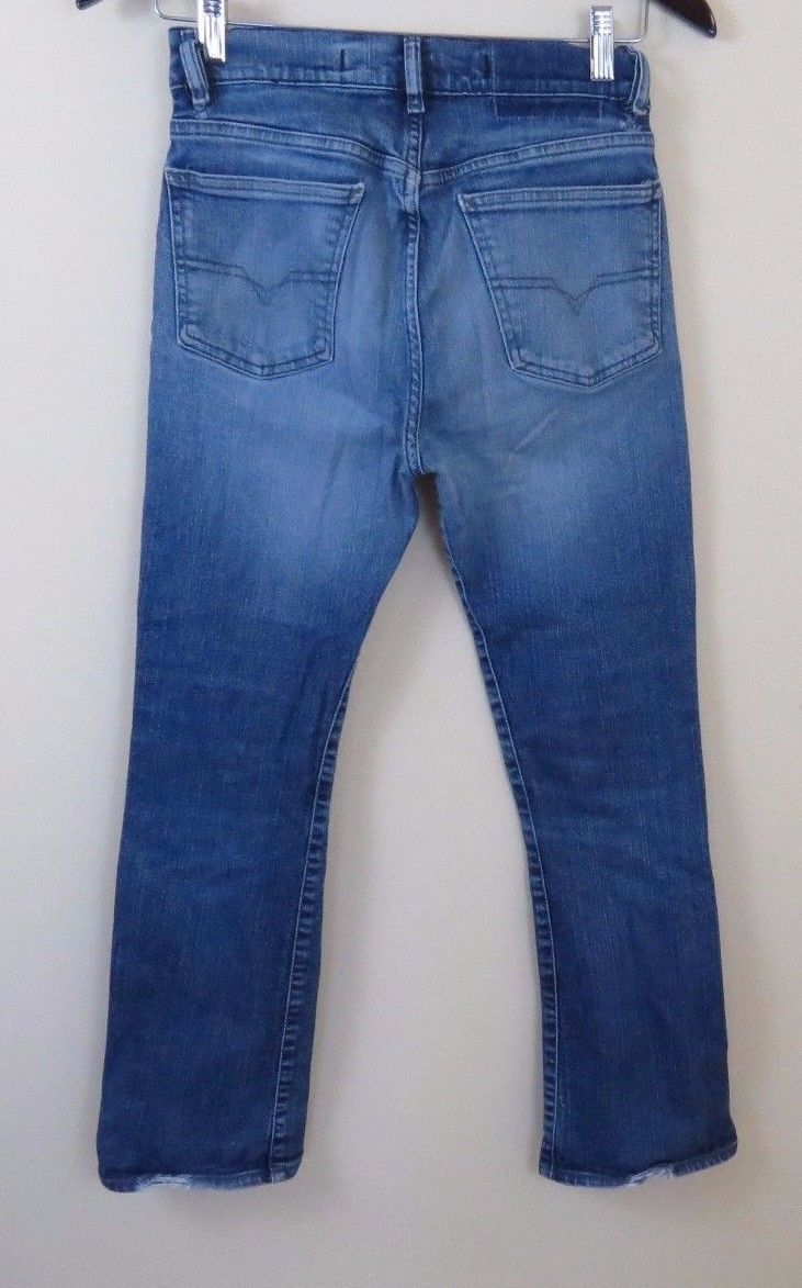 Diesel Industry Bootcut Jeans Women's Size 26 Made in Italy