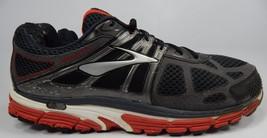 Brooks Beast 14 Size US 14 M (D) EU 48.5 Men's Running Shoes Black 1101711D699